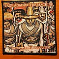 "Rage Against The Machine - Patch - Rage Against The Machine ""The Battle For Mexico City"" patch"