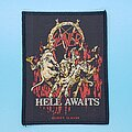 "Slayer - Patch - Slayer ""Hell Awaits"" patch"
