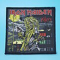 """Iron Maiden - Patch - Iron Maiden """"Killers"""" patch"""