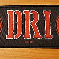 D.R.I. strip patch
