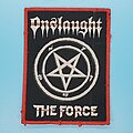 """Onslaught - Patch - Onslaught """"The Force"""" patch"""
