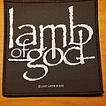 Lamb Of God - Patch - Lamb Of God patch