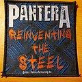 "Pantera 2003 ""Reinventing The Steel"" patch"