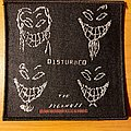 """Disturbed """"The Sickness"""" patch"""
