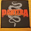 "Pantera ""The Great Southern Trendkill"" patch"