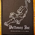 Deftones - Patch - Deftones Inc. patch