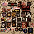 Various woven patches I'm willing to part with