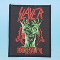 """Slayer - Patch - Slayer """"Root Of All Evil"""" patch"""