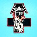 "Nifelheim - Patch - Nifelheim ""The Burning Warpath To Hell"" patch"