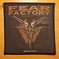 """Fear Factory - Patch - Fear Factory """"Archetype"""" patch"""