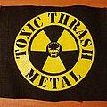Toxic Holocaust cloth patch