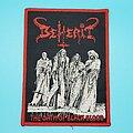 "Beherit - Patch - Beherit ""The Oath Of Black Blood"" patch"