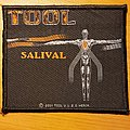 """Tool """"Salival"""" patch"""