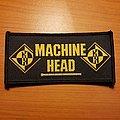 Machine Head - Patch - Machine Head patch