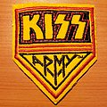 Kiss Army patch
