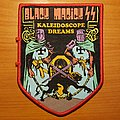 Black Magick SS - Kaleidoscope Dreams/Crusader Shield Patch