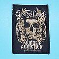 """Six Feet Under - Patch - Six Feet Under """"Murder Addiction"""" patch"""