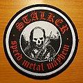 "Stalker - Patch - Stälker ""Speed Metal Mayhem"" patch"