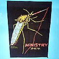 """Ministry - Patch - Ministry """"Just One Fix""""  back patch"""