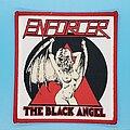 "Enforcer - Patch - Enforcer ""The Black Angel"" patch"