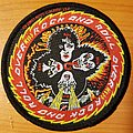 "Kiss ""Rock and Roll Over"" patch"