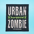 """Disinfected - Patch - Disinfected """"Urban Zombie"""" patch"""