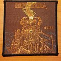 "Sepultura ""Arise"" patch"