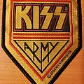 "Kiss ""Kiss Army"" patch"