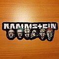 Rammstein - Patch - Rammstein patch