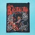 Brutality - Patch - Brutality patch