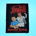 "Death - Patch - Death ""Spiritual Healing"" patch"