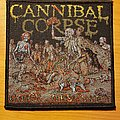 """Cannibal Corpse """"Gore Obsessed"""" patch"""