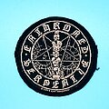 Enthroned - Patch - Enthroned patch