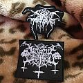 Darkthrone and Satanic Warmaster Patches