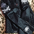 Battle Leather Jacket
