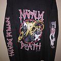 Napalm Death Skull LS TShirt or Longsleeve