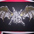 Dark Angel - Patch - Dark Angel - Logo 80's patch