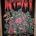 Autopsy - Mental Funeral back patch