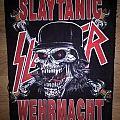 Slayer - Slaytanic Wehrmacht BP (Brockum 1990)  Patch