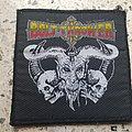 Bolt Thrower - Patch - Bolt Thrower - Cenotaph 1991 patch