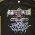 TShirt or Longsleeve - Bolt Thrower - Realm Of Chaos Shirt