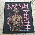 Napalm Death - Patch - Napalm Death - Utopia Banished 1993 patch