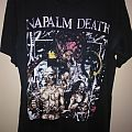 Napalm Death - Campaign for Musical Destruction 1992 TS TShirt or Longsleeve