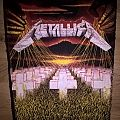 Metallica - Master of Puppets 80's BP Patch