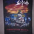 Sodom - Persecution Mania BP Patch