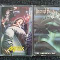 Anthrax & Sacred Reich Cassettes