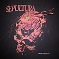 Sepultura - Beneath the Remains 1990 tour TS TShirt or Longsleeve