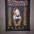Entombed - Patch - Entombed - DCLXVI patch