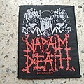 Napalm Death - Patch - Napalm Death - From Enslavement... 1991 patch