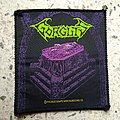 Gorguts - Patch - Gorguts - Considered Dead 1993 patch